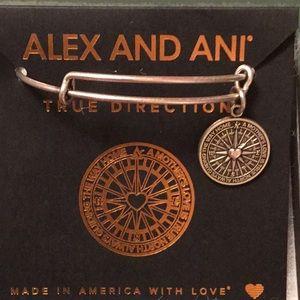 Alex and Ani bracelet.